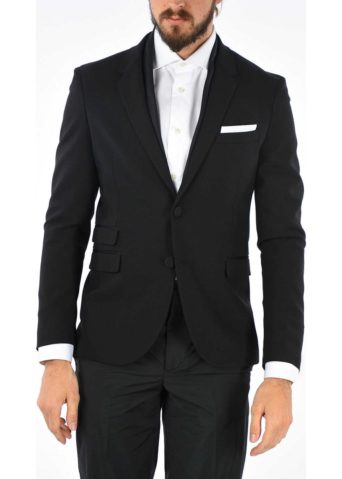 Single Breast TUXEDO Blazer thumbnail