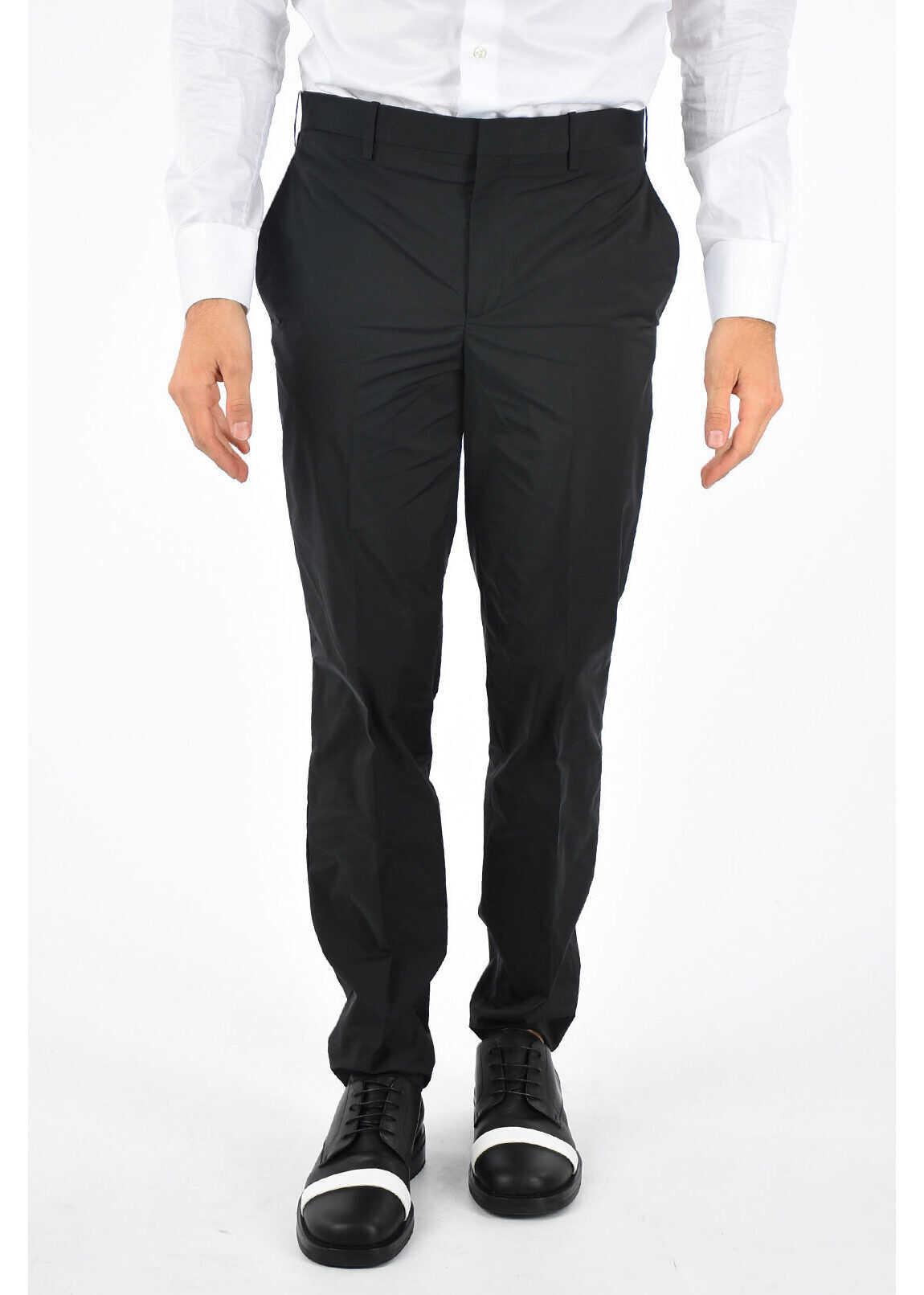 Neil Barrett Slim Fit Pants BLACK