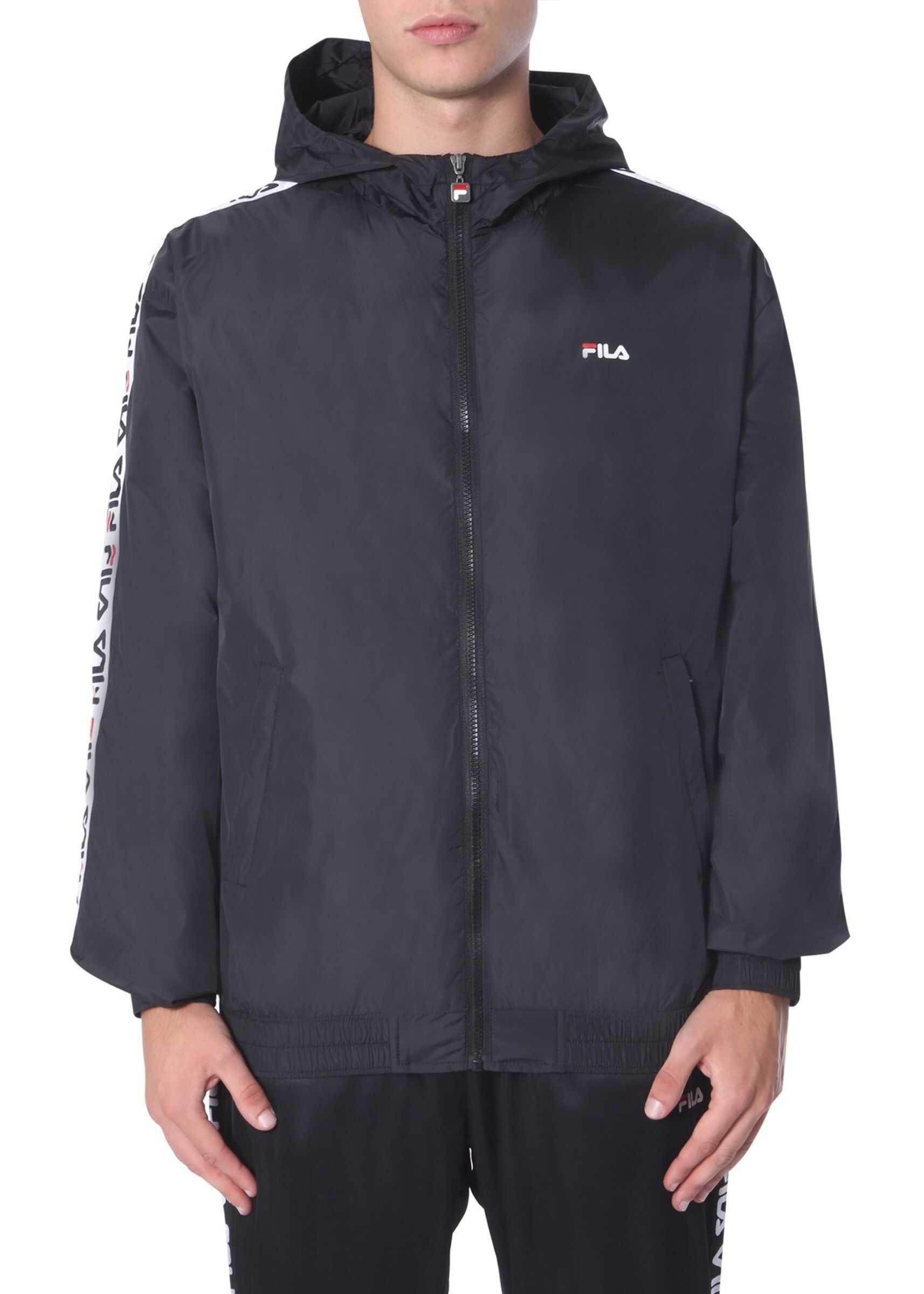 Fila Wind Jacket BLACK