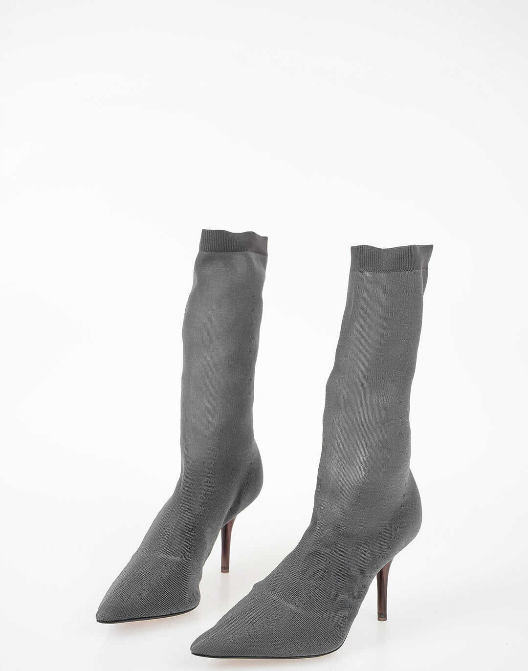 SEASON 7 8cm Fabric Ankle Boots thumbnail