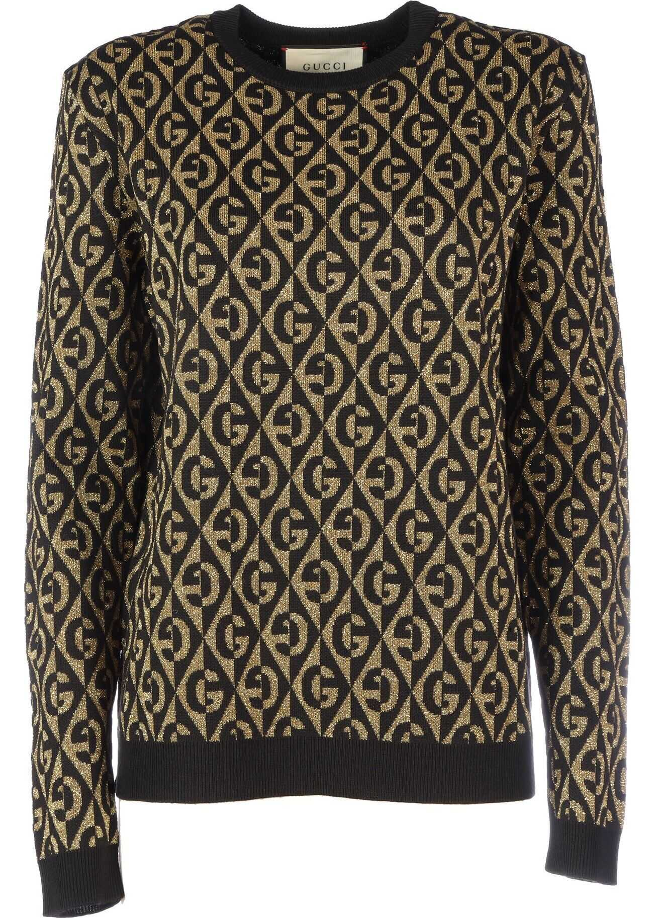 Gucci Wool Sweater GOLD