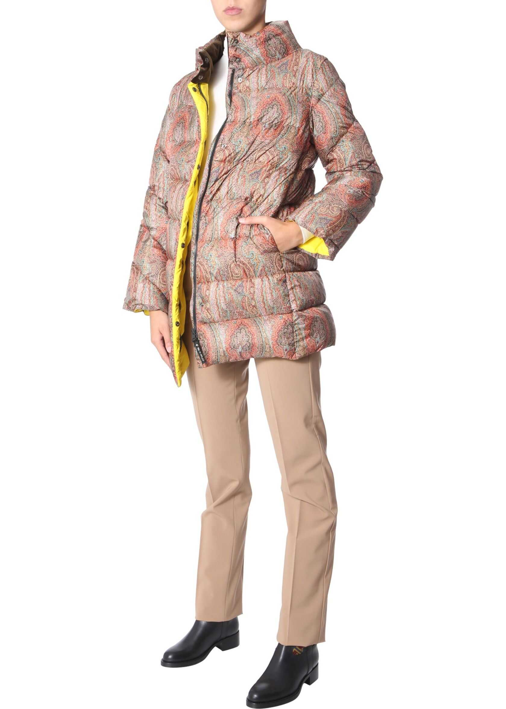 "ETRO ""Devon"" Down Jacket"