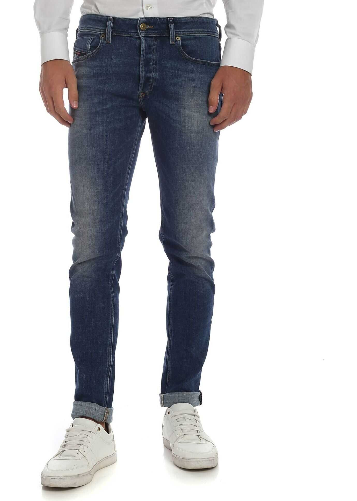 Sleenker Jeans In Blue thumbnail
