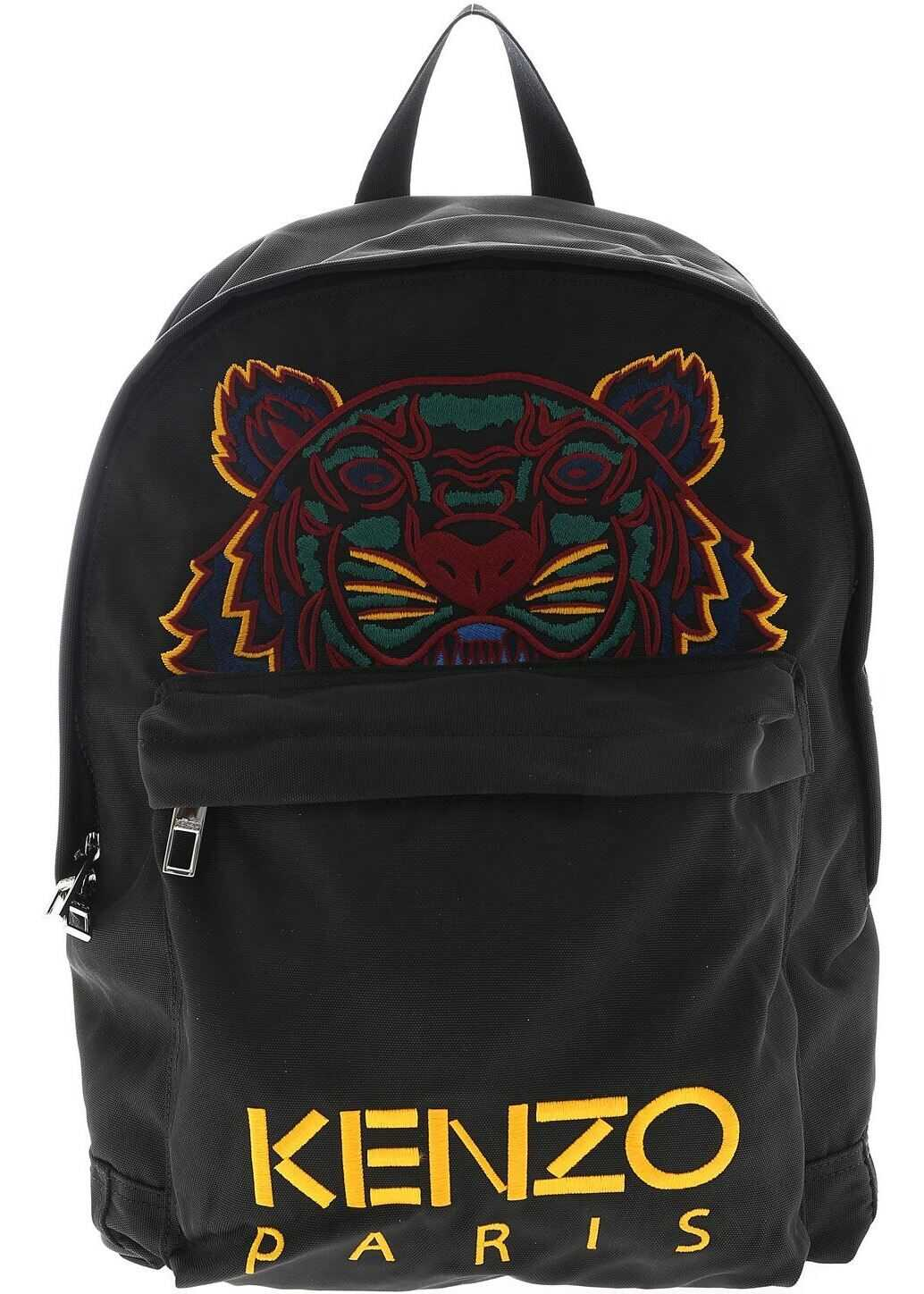 Tiger Backpack In Black thumbnail