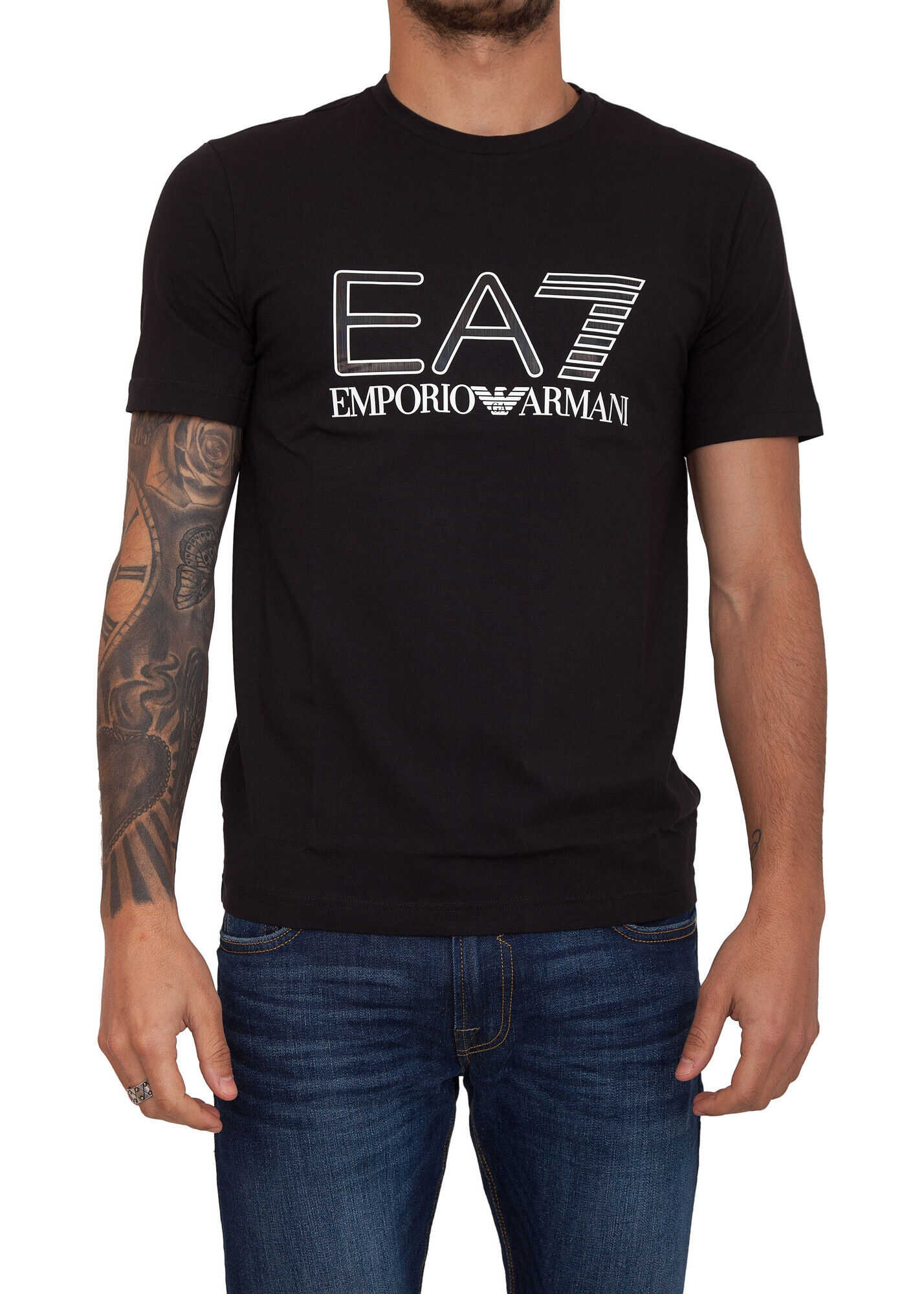 EA7 E0EB0301 BLACK