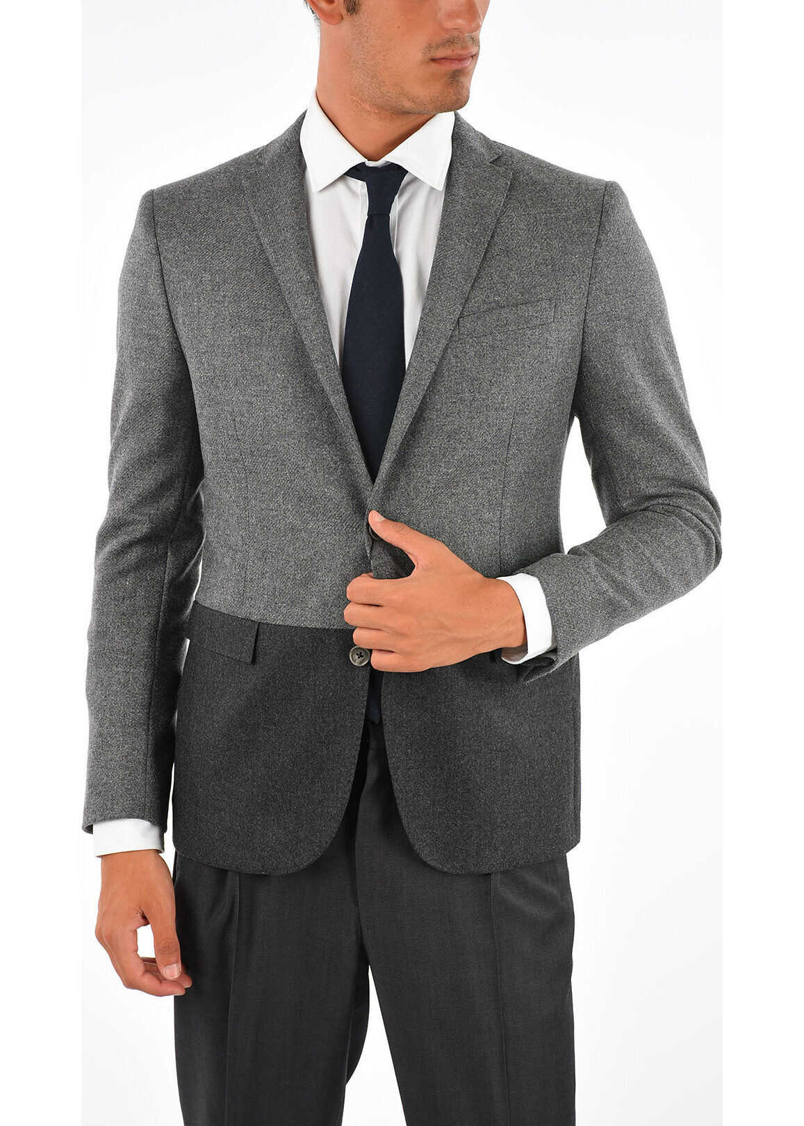 CC COLLECTION Virgin Wool Cashmere Blazer thumbnail
