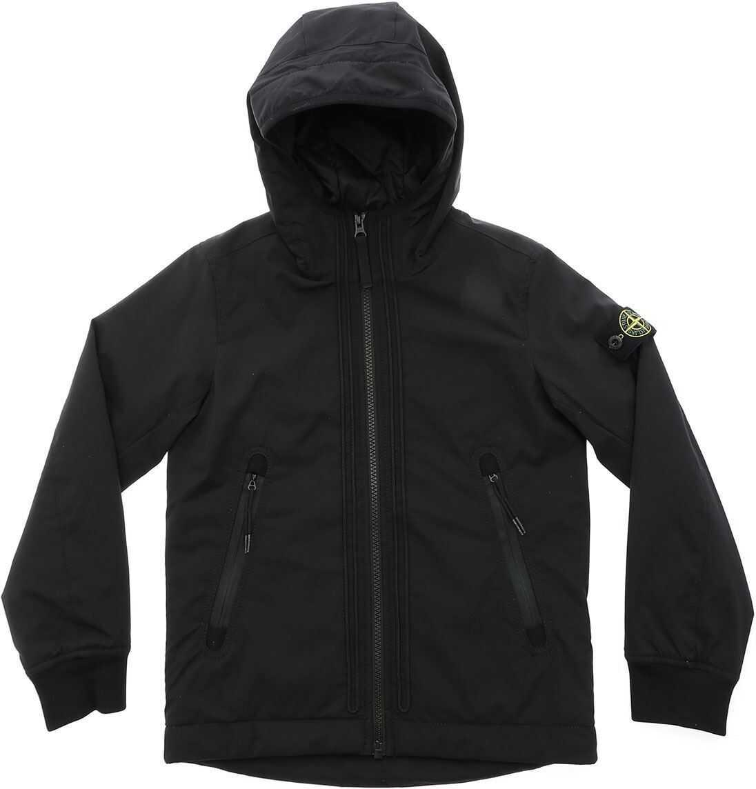 Black Padded Primaloft Jacket thumbnail