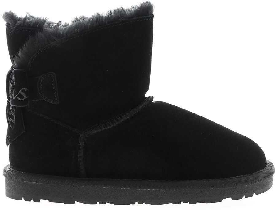 Ugo Ankle Boots In Black thumbnail