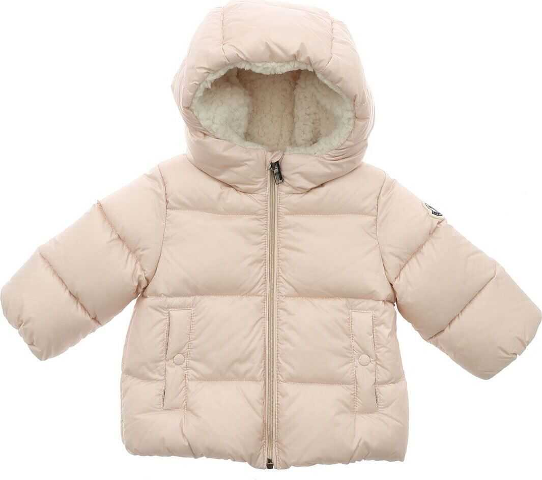 Quinson Down Jacket In Pink thumbnail