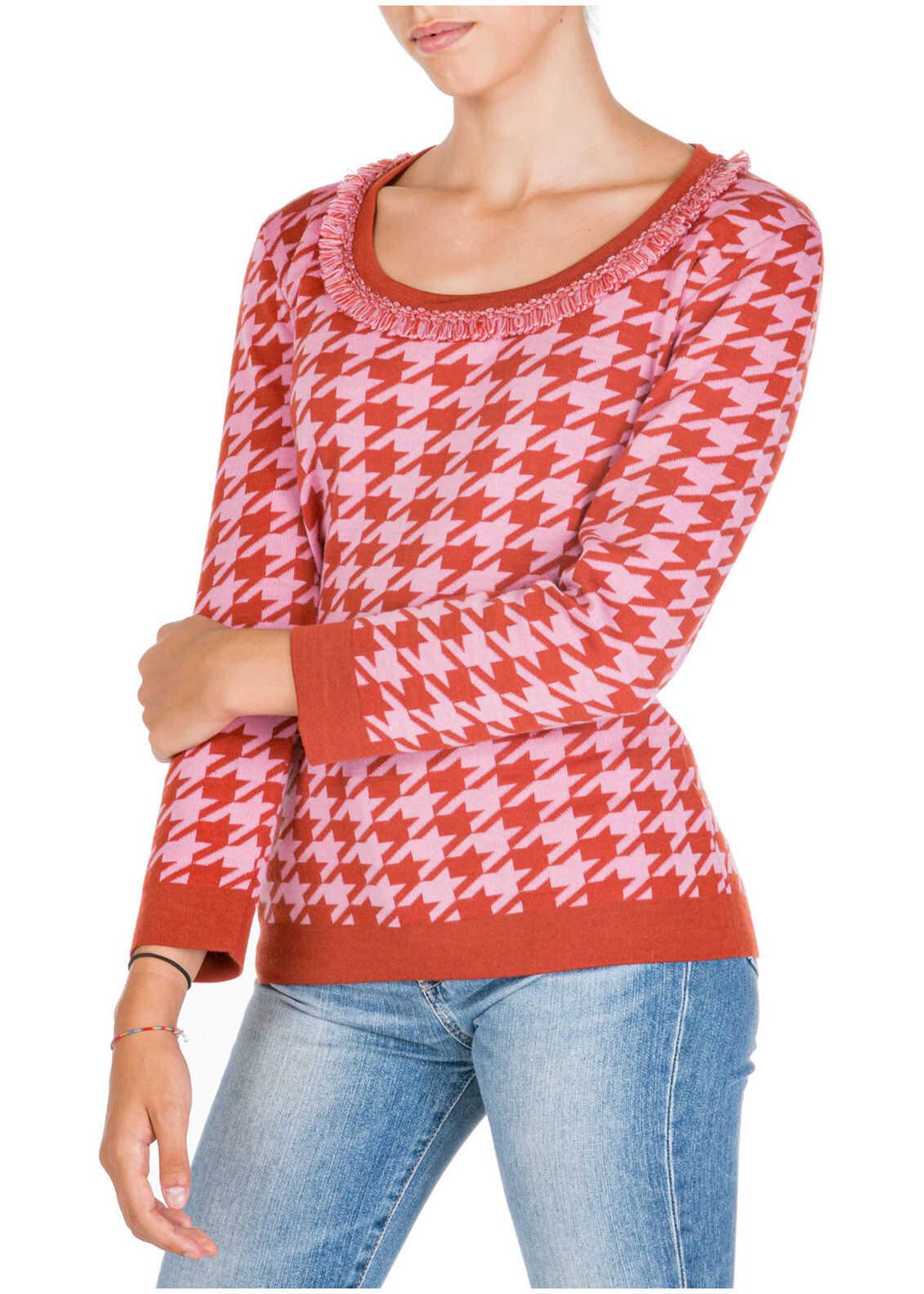 Blumarine Jumper Sweater Pink