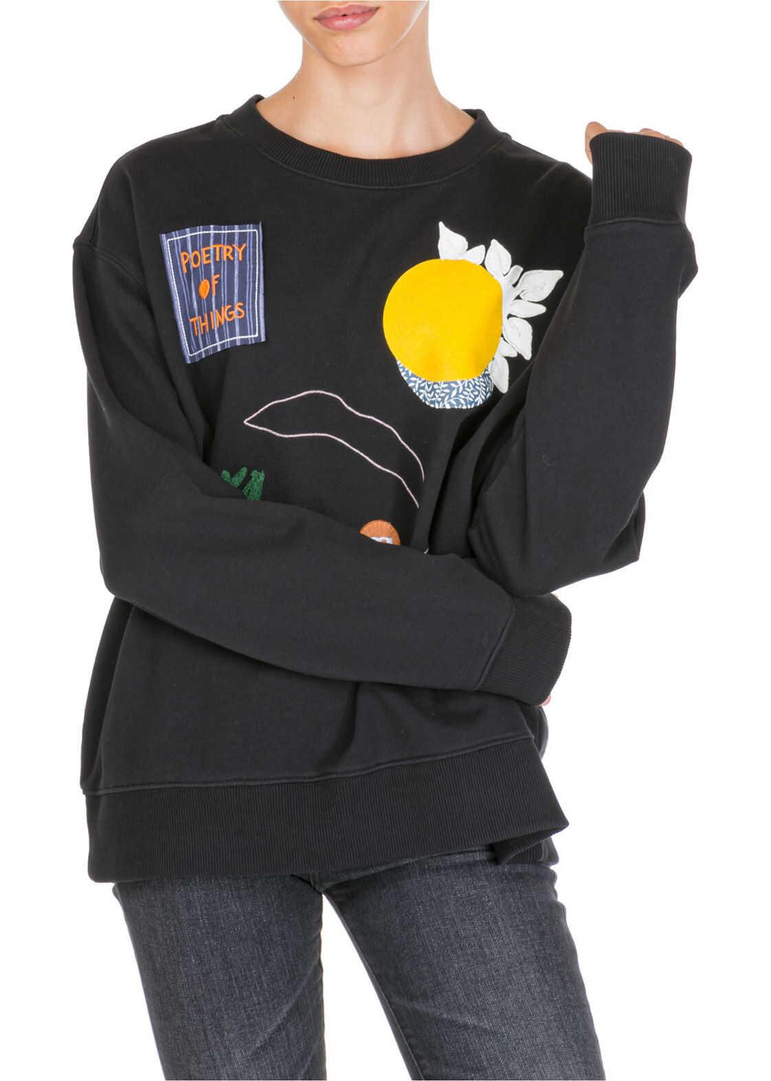 Tory Burch Sweatshirt Black