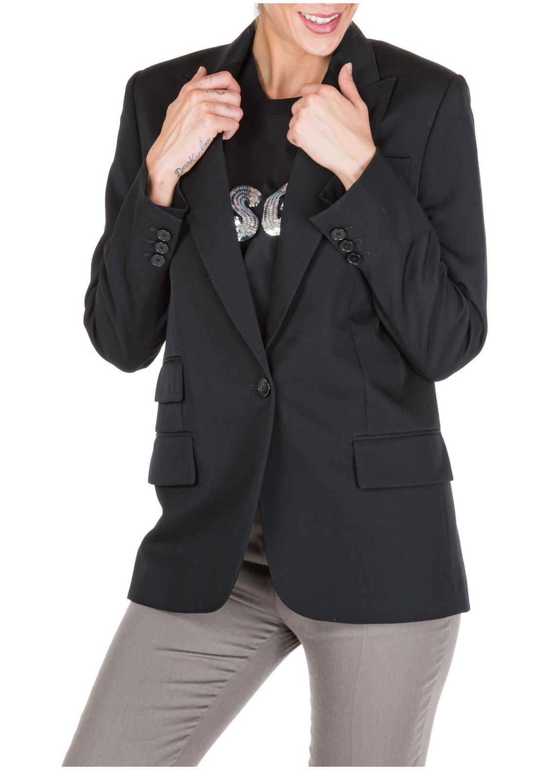 adidas by Stella McCartney Jacket Blazer Black
