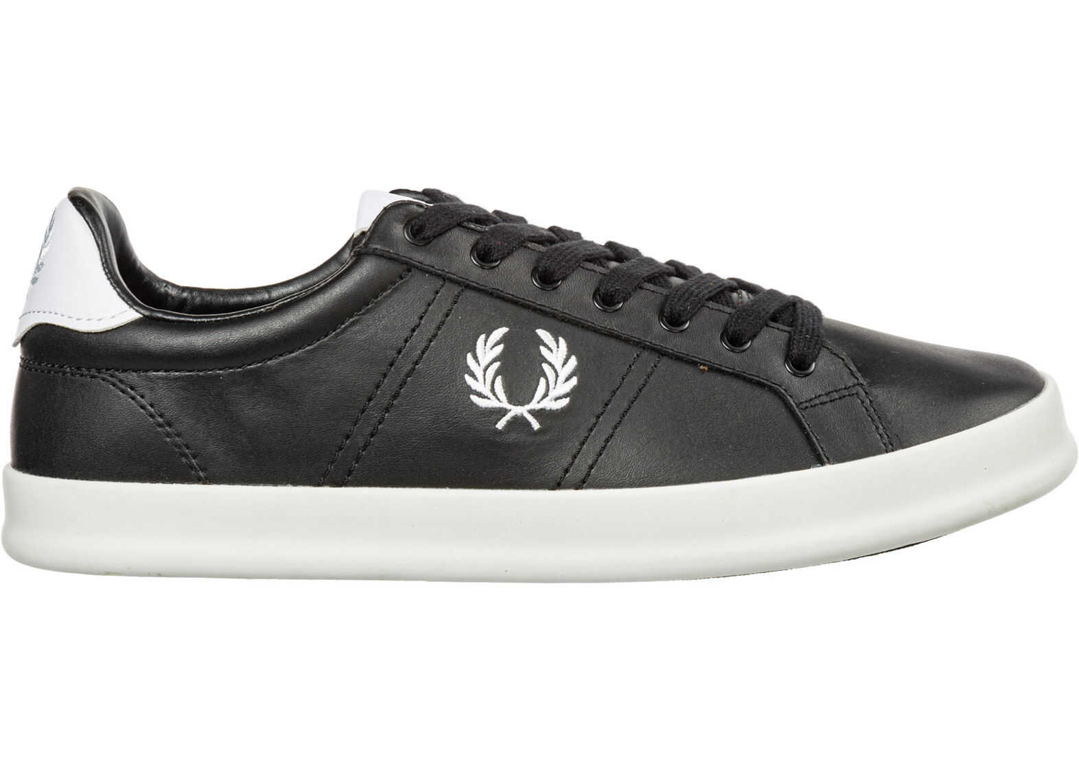 Fred Perry Sneakers B721 Black