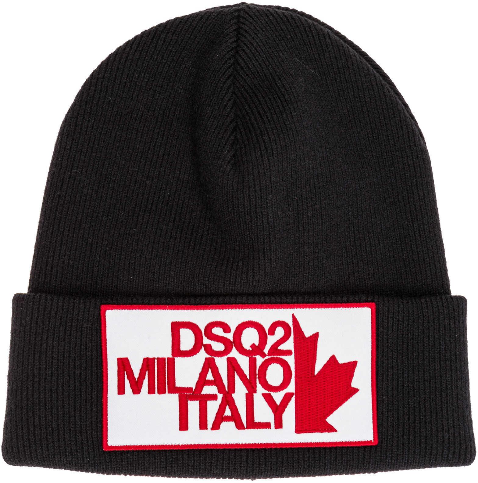 DSQUARED2 Dsq2 Milano Black