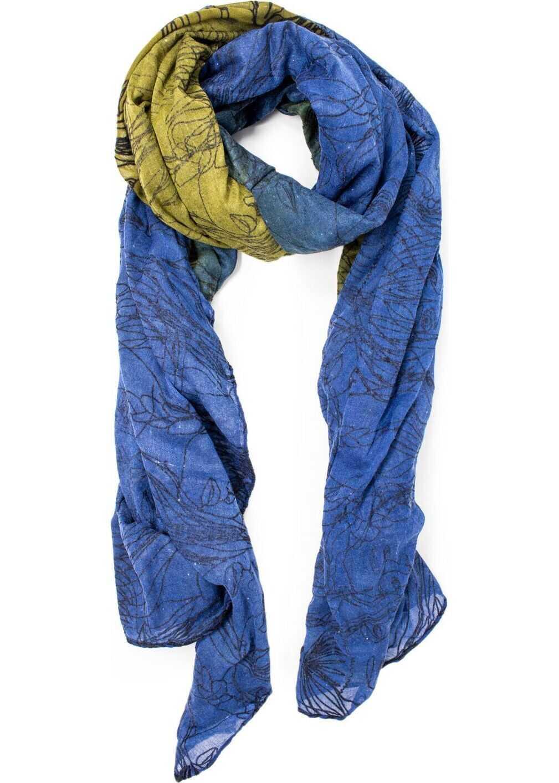 Desigual Polyester Foulard BLUE