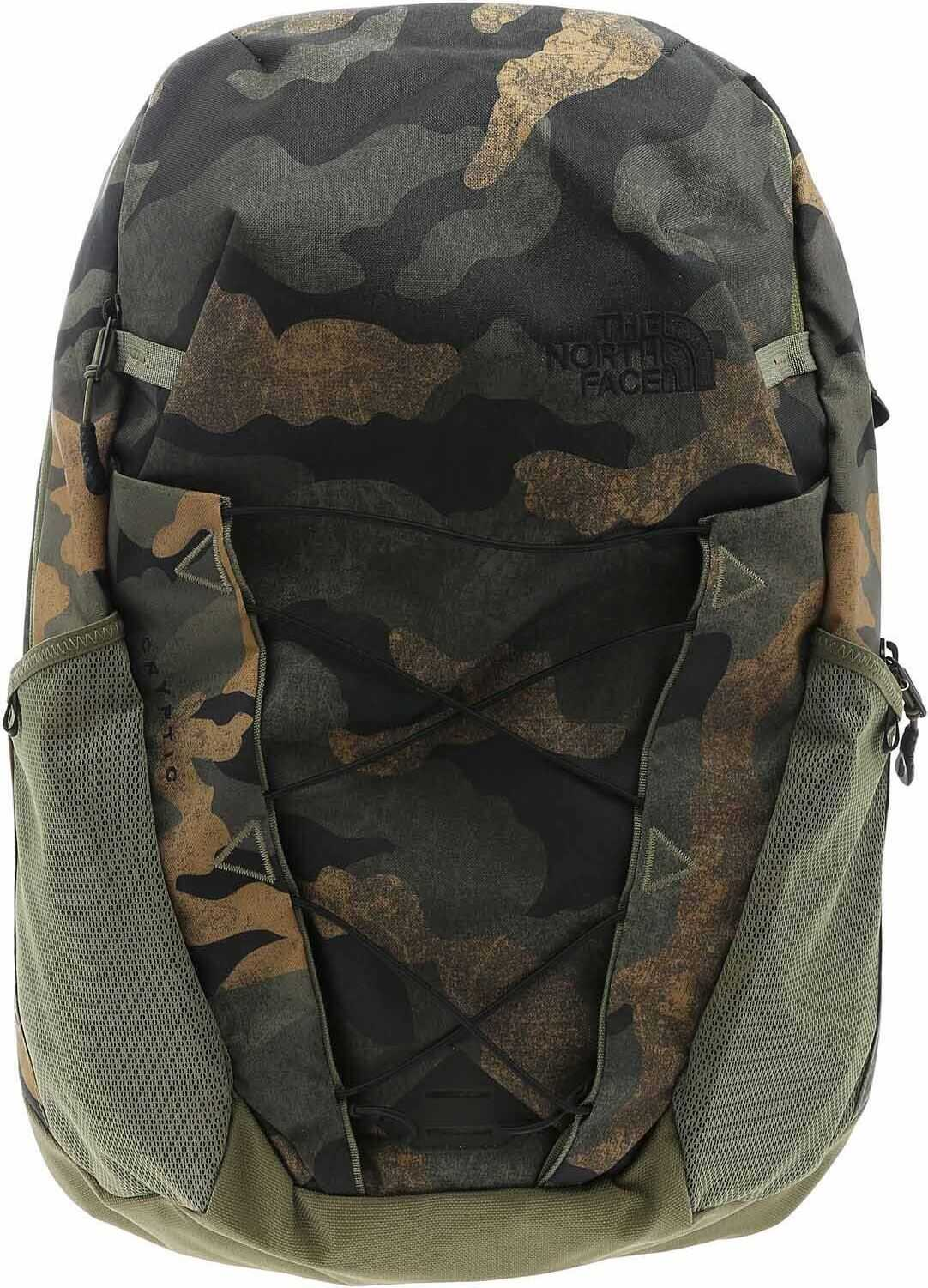 Cryptic Backpack In Green Camo Color thumbnail