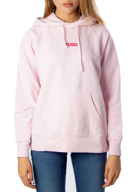 Levi's® Cotton Sweatshirt PINK