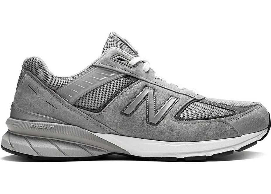 New Balance Leather Sneakers GREY