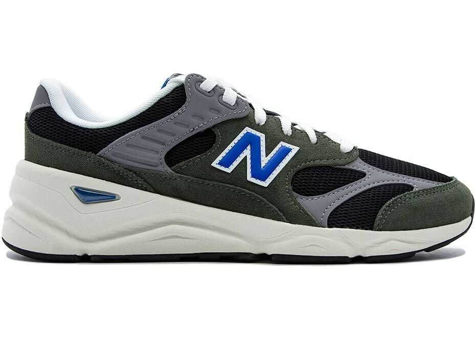 New Balance Leather Sneakers BLACK