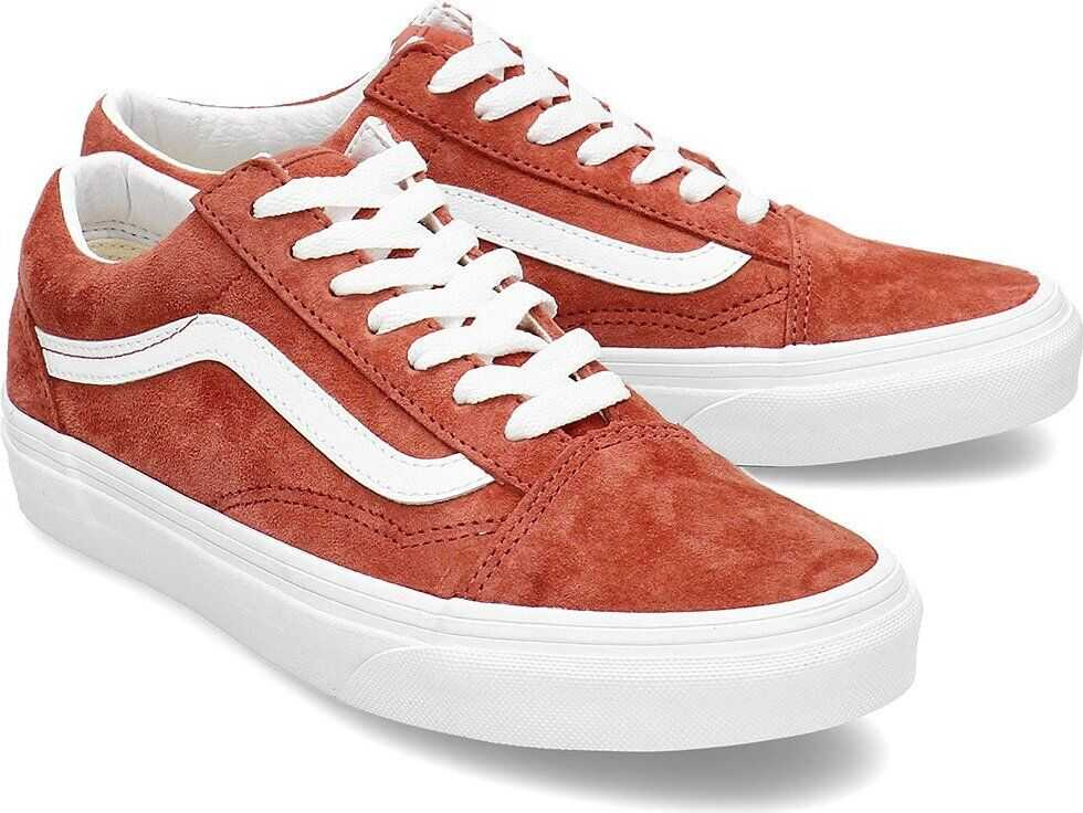 Vans Old Skool Czerwony