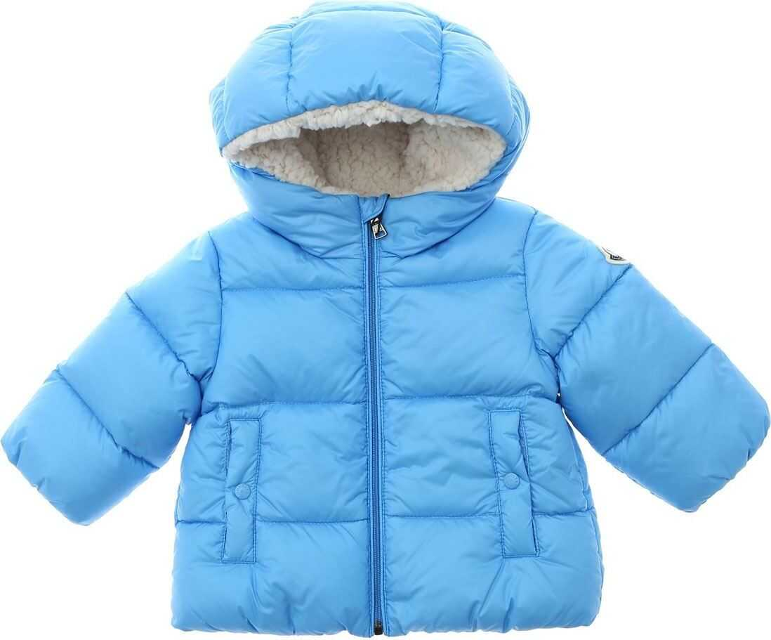 Quinson Down Jacket In Blue thumbnail