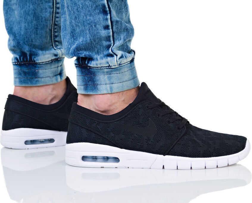 Nike Stefan Janoski Max* NEGRE