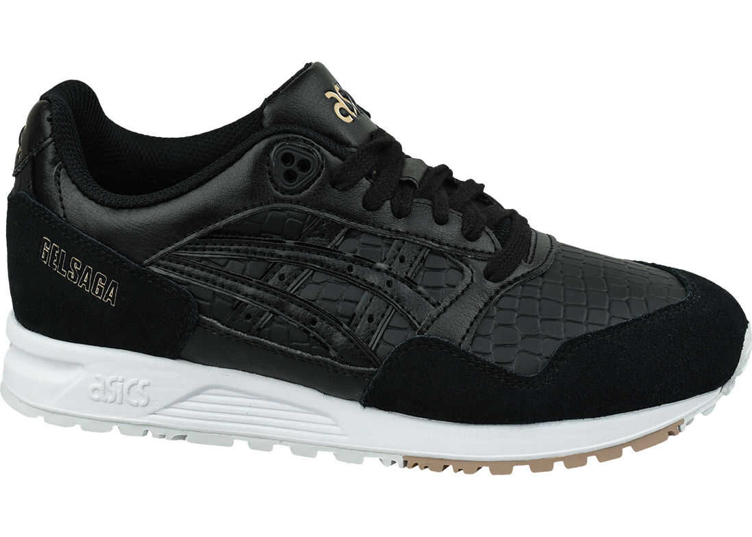 ASICS Gel-Saga Black