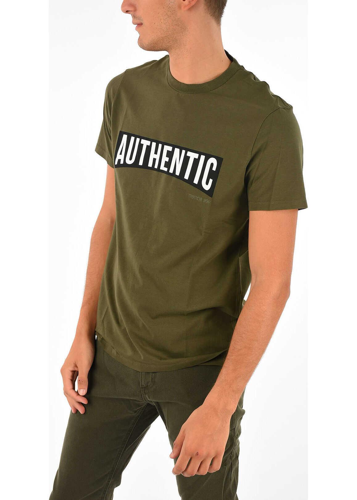 Stretch Cotton Authentic T-shirt thumbnail