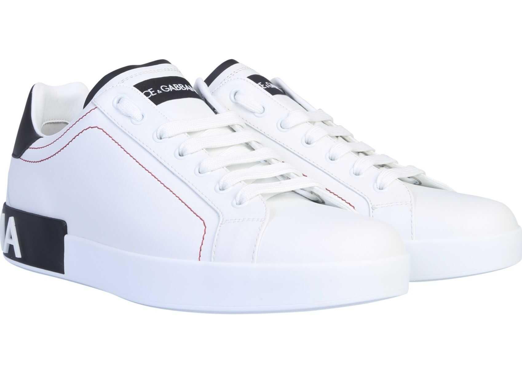 Dolce & Gabbana Portofino Sneakers WHITE