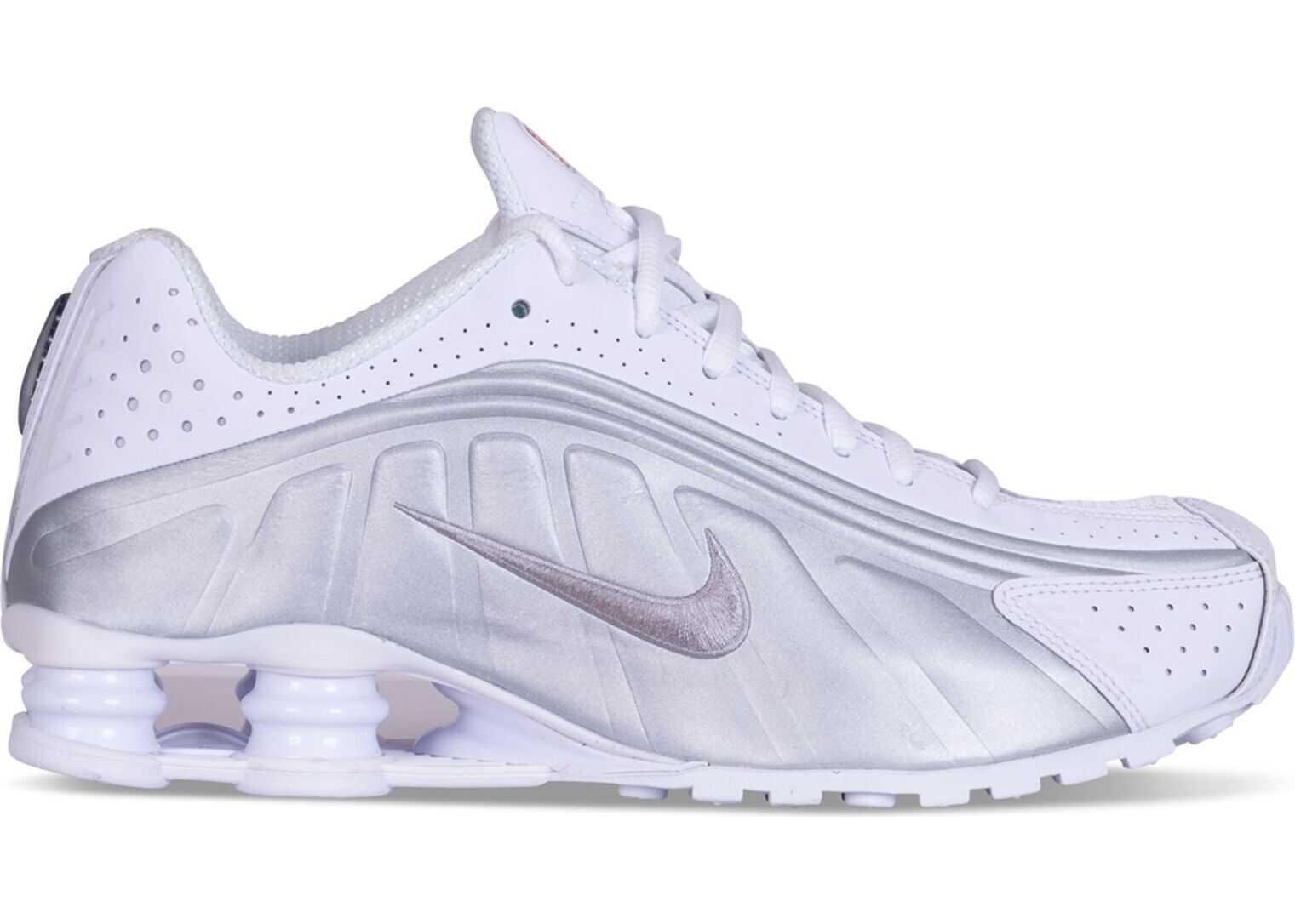 Nike NIKE SHOX R4 WHITE