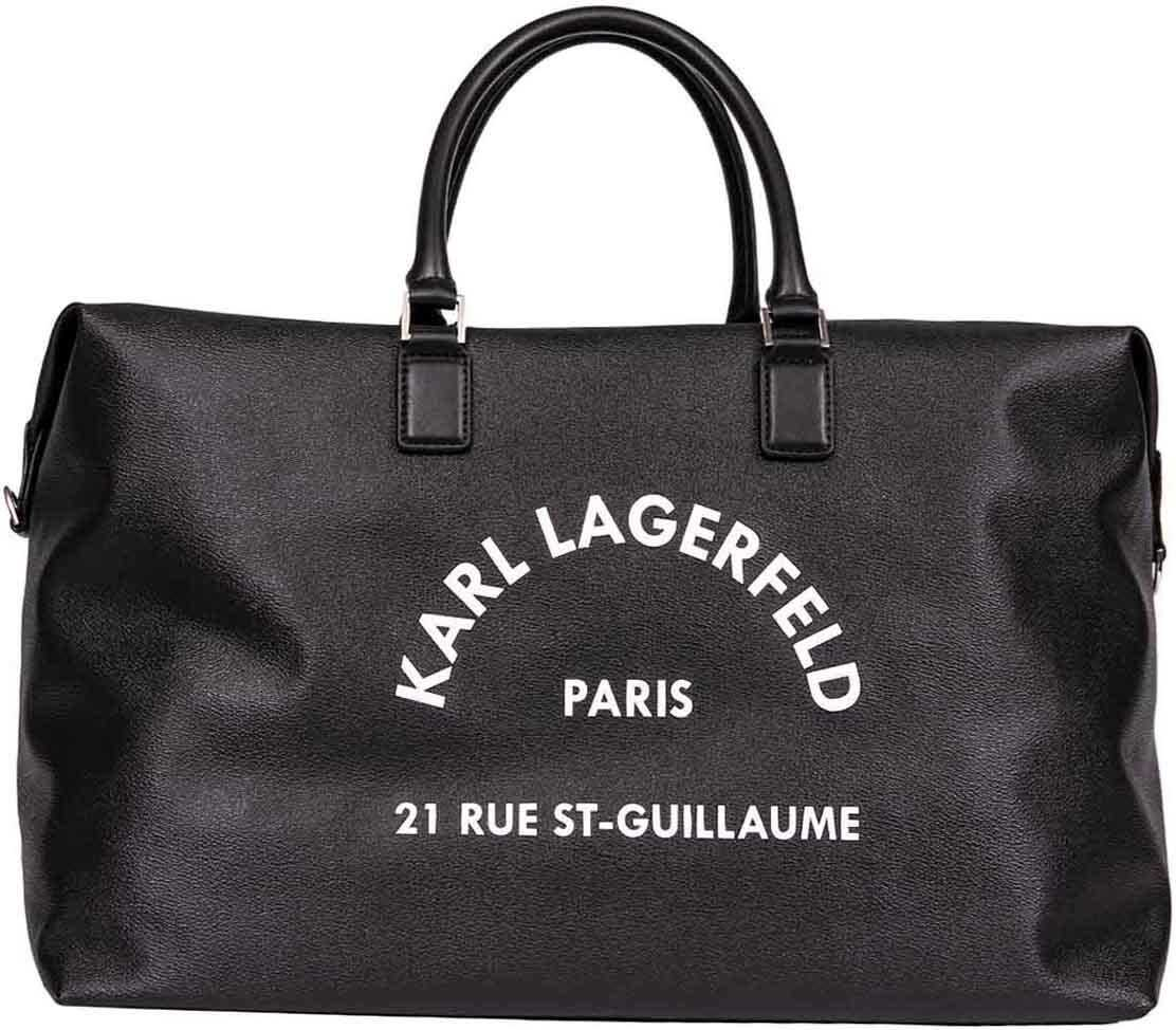 Weekend Rue St Guillaume Bag In Black thumbnail