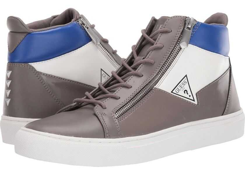 design nou mai multe fotografii cel mai bine vândut Sneakers GUESS Bari Grey Barbati - Boutique Mall Romania