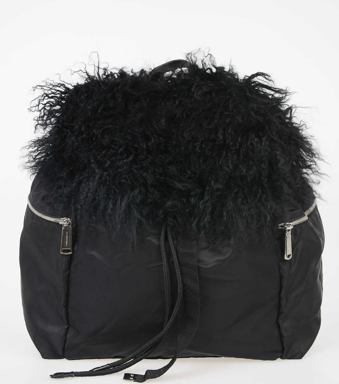 Backpack with Fur thumbnail
