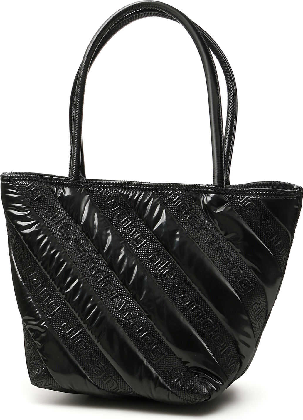 Alexander Wang Quilted Roxy Tote Bag BLACK