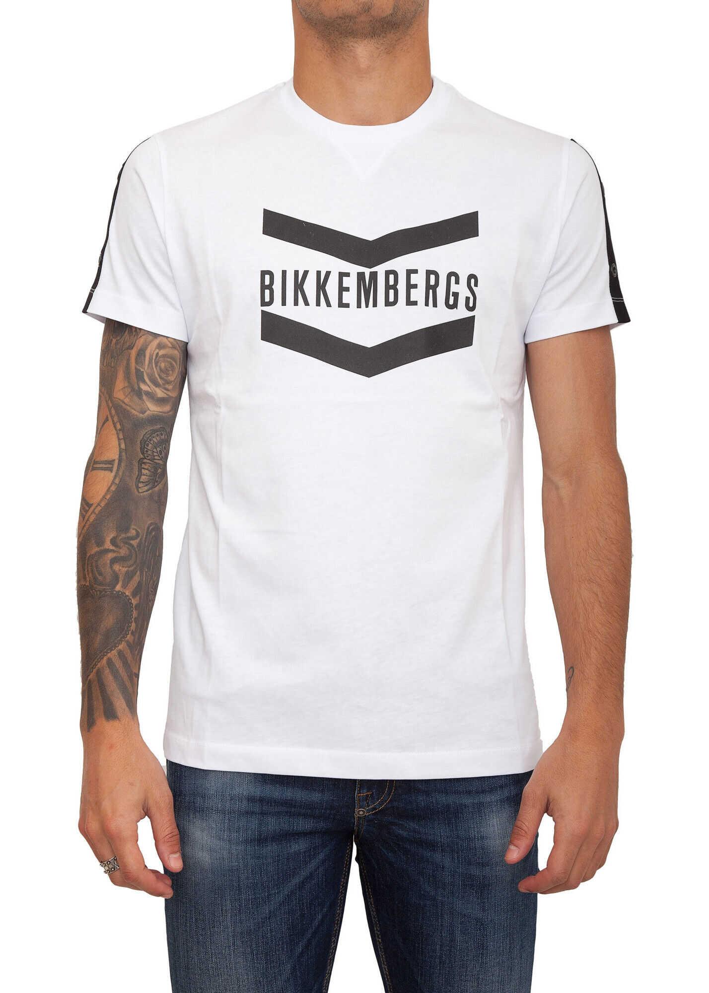 Bikkembergs 502432F9 WHITE