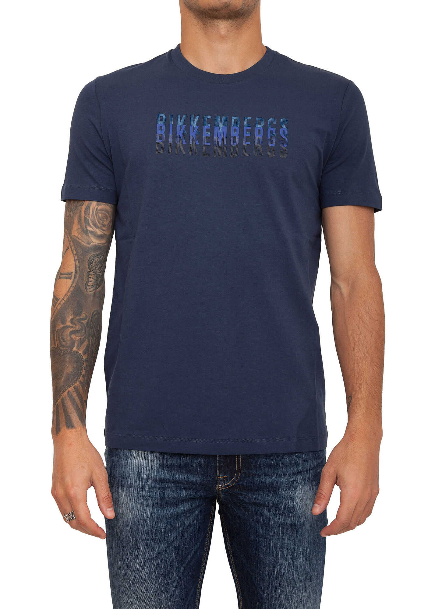 Bikkembergs 2559734E BLUE