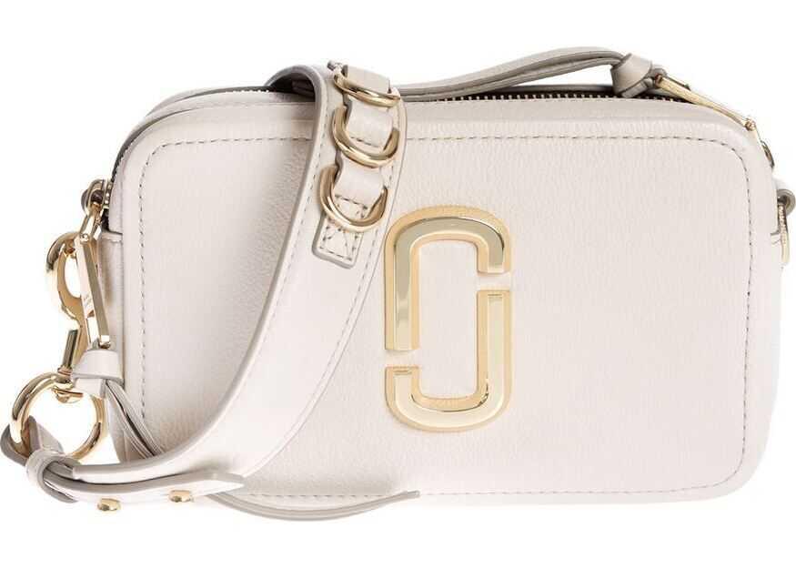 Marc Jacobs Softshot Bag In Dove In Cream Color Cream