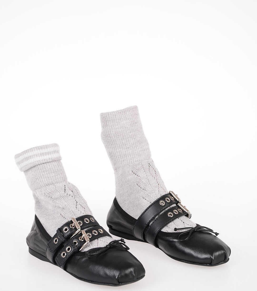 Socks Ballet Flat thumbnail