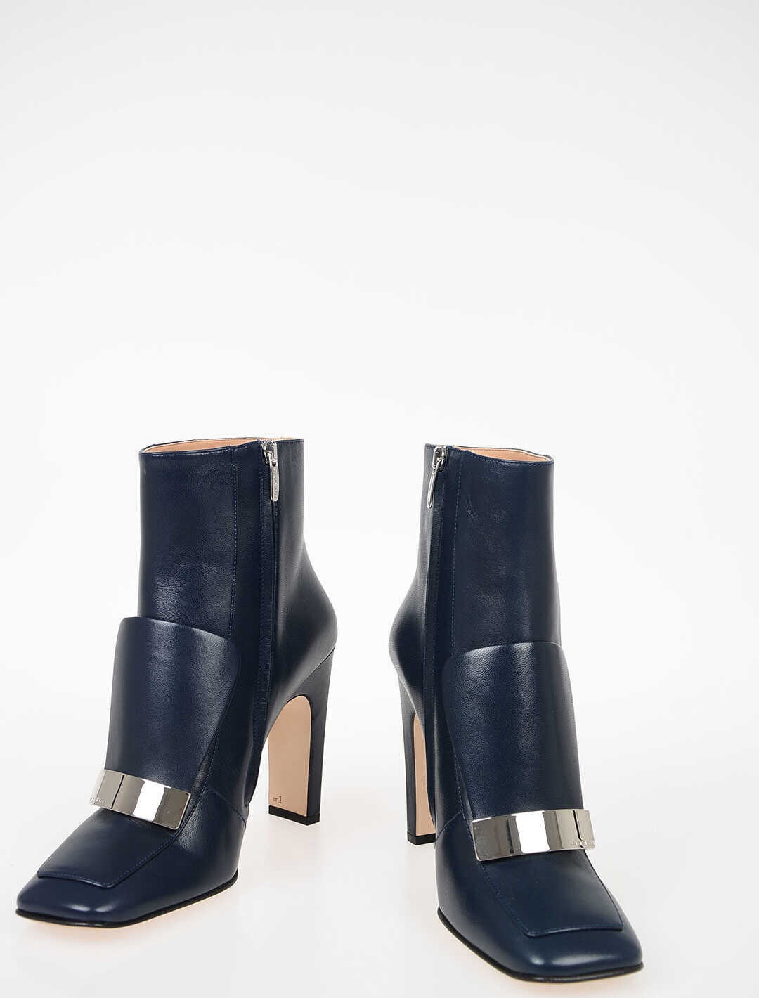 11cm Leather Nappa Seventy Boots thumbnail