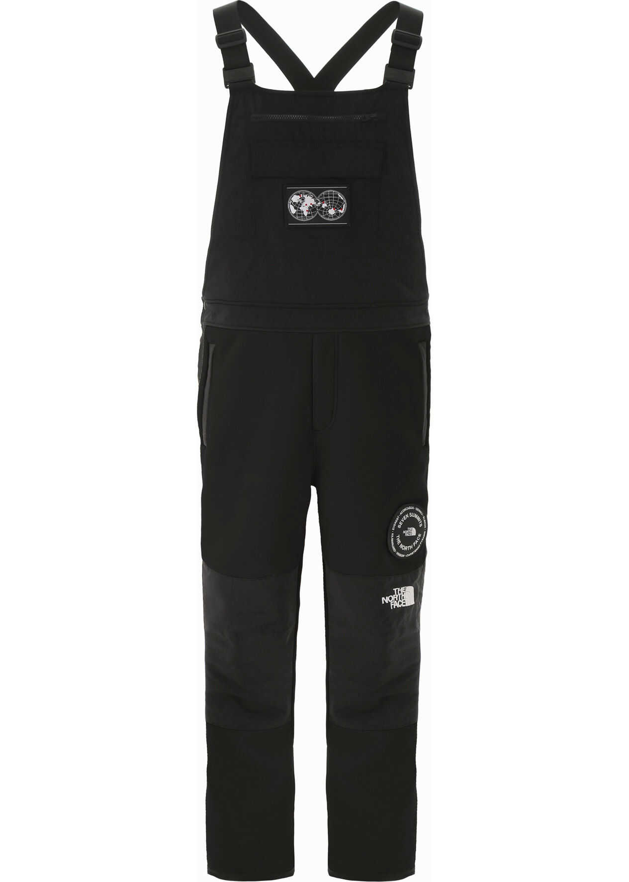 The North Face Fleece Bibs BLACK