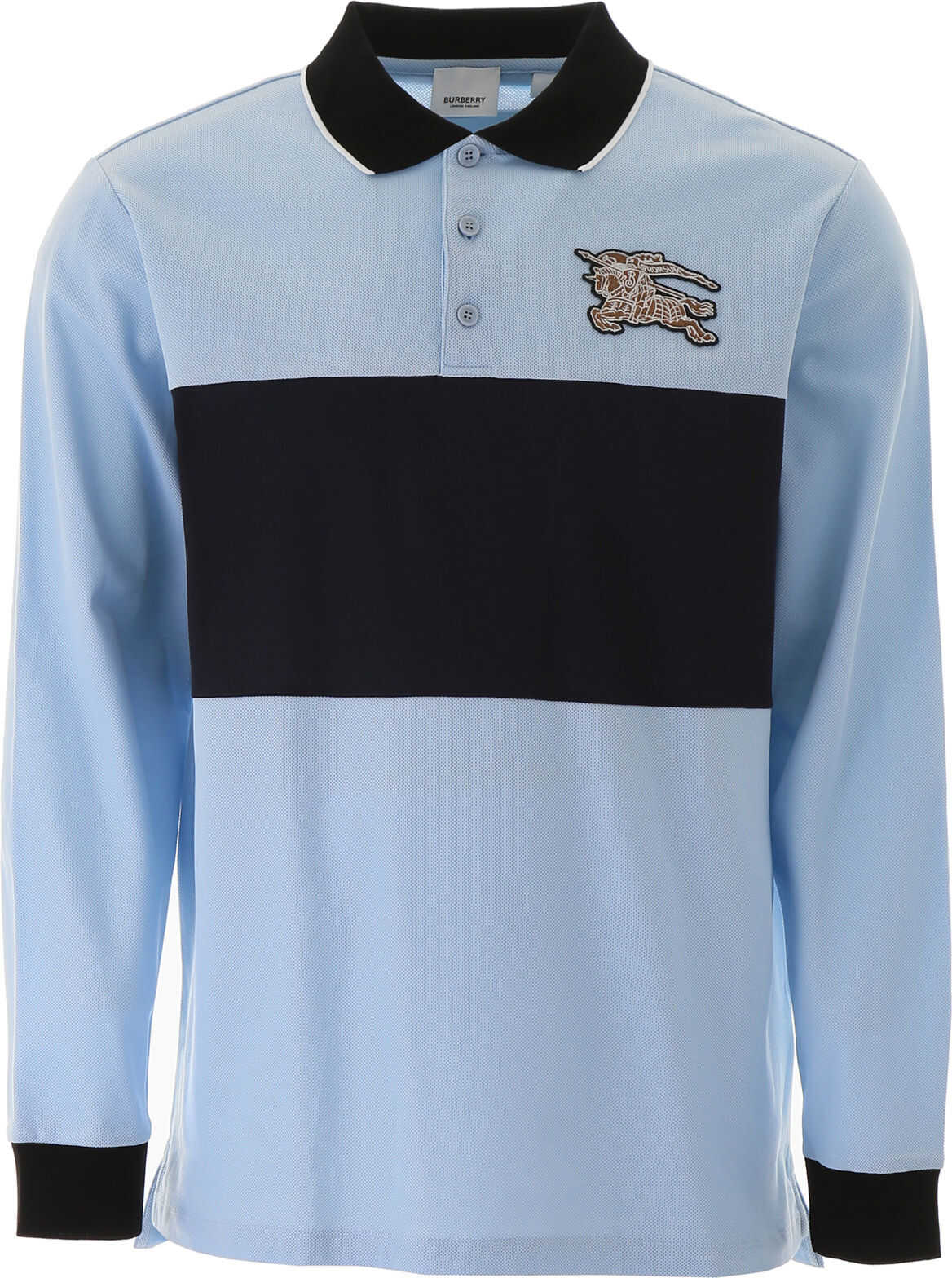 Polo Shirt With Embroidered Logo thumbnail