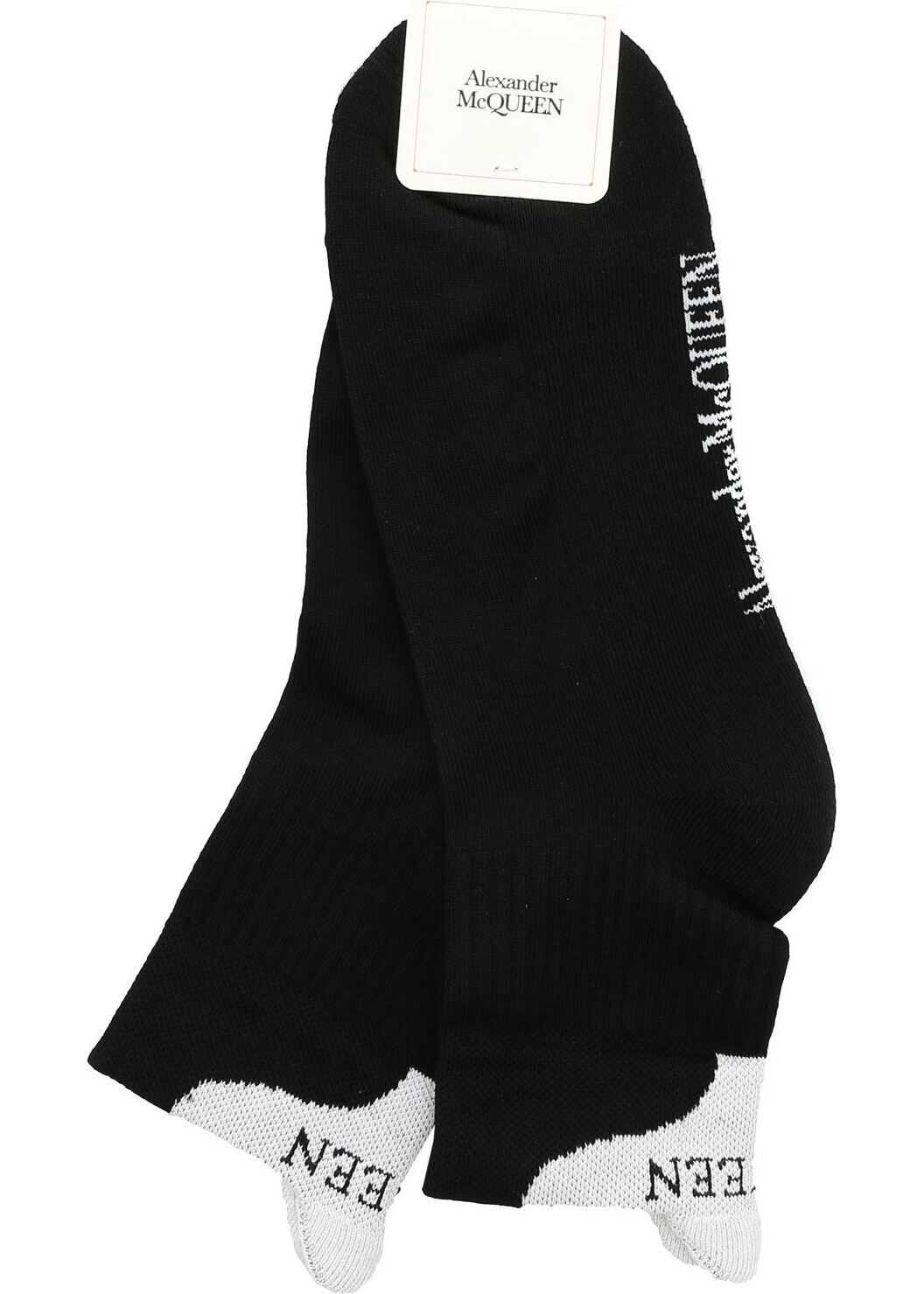 Black And White Socks thumbnail