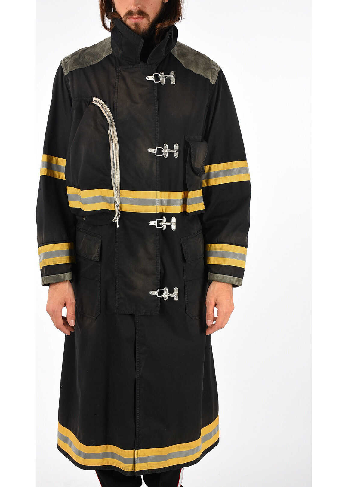 205W39NYC Embroidered Coat