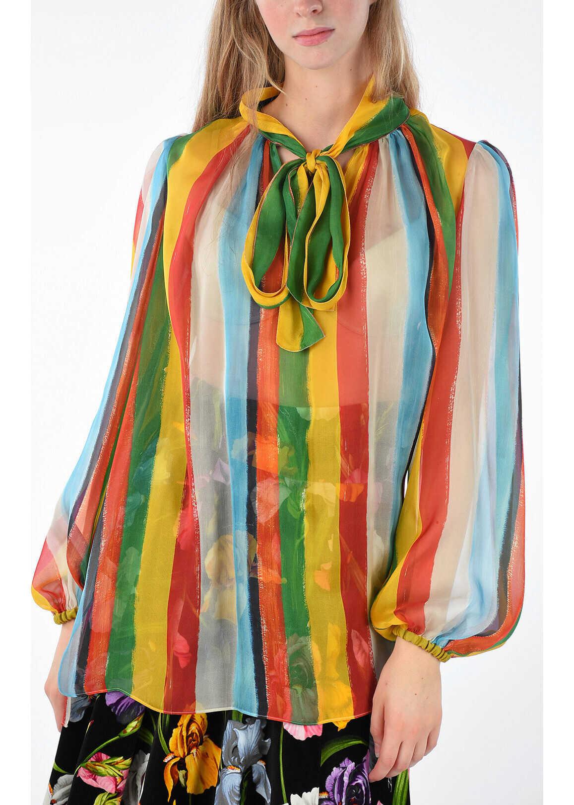 Striped Blouse thumbnail