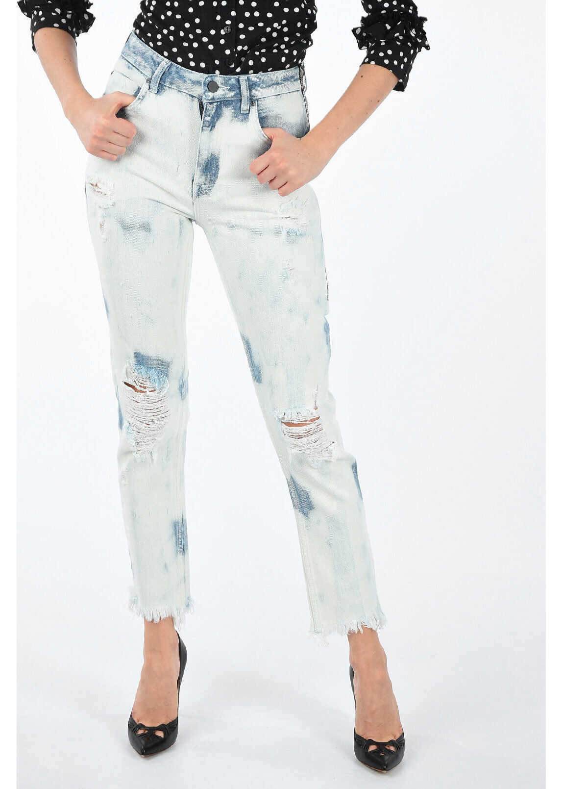 X 16cm Distressed CULT Jeans thumbnail