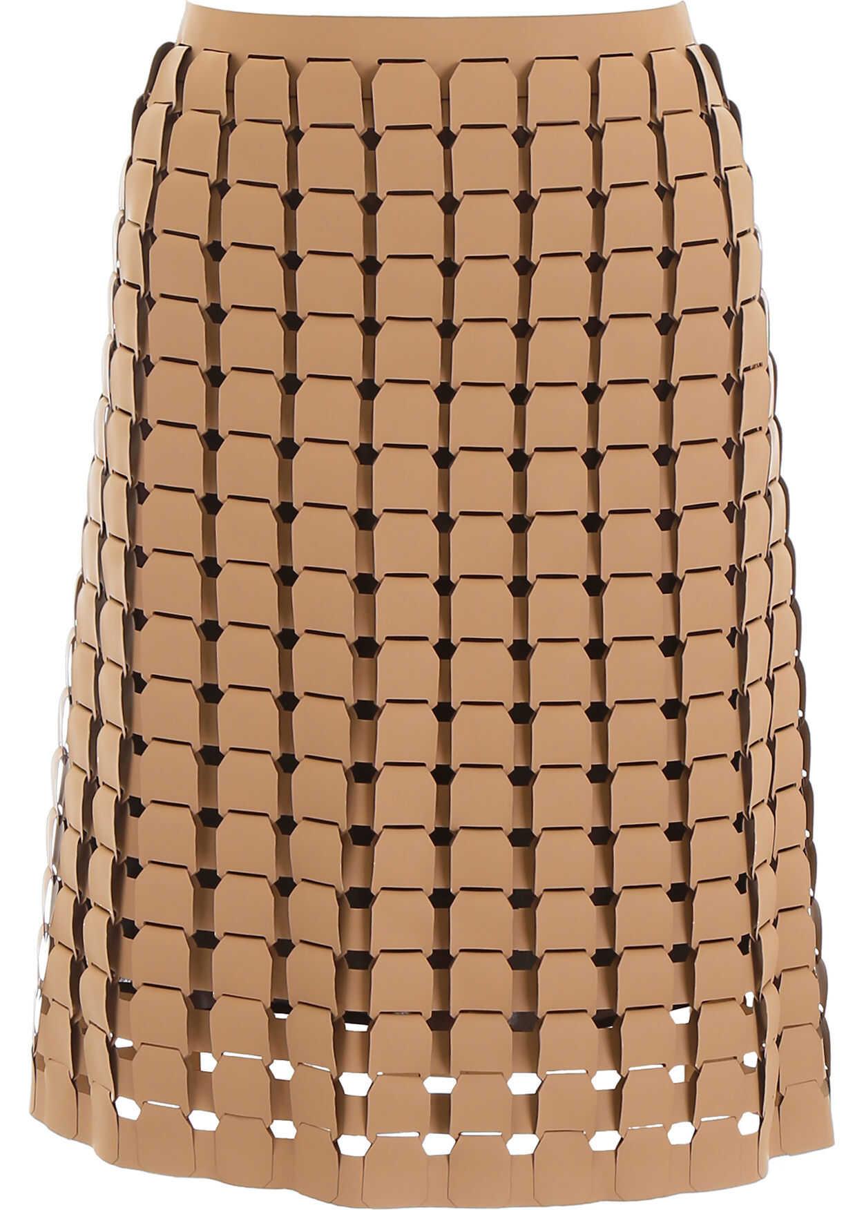 Woven Rubber Skirt thumbnail