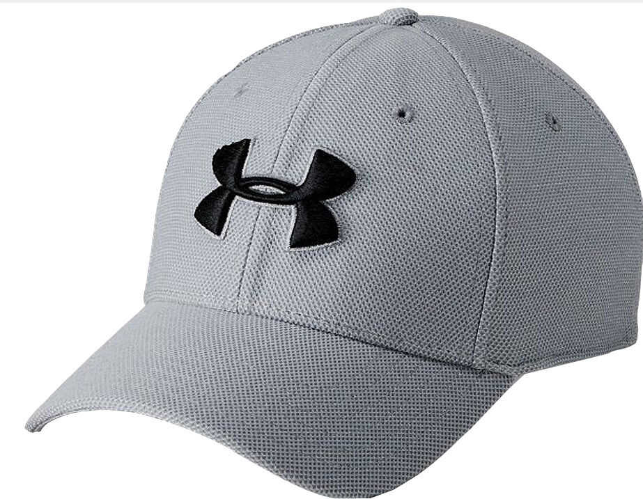 Under Armour Men's Heathered Blitzing 3.0 Cap* Grey