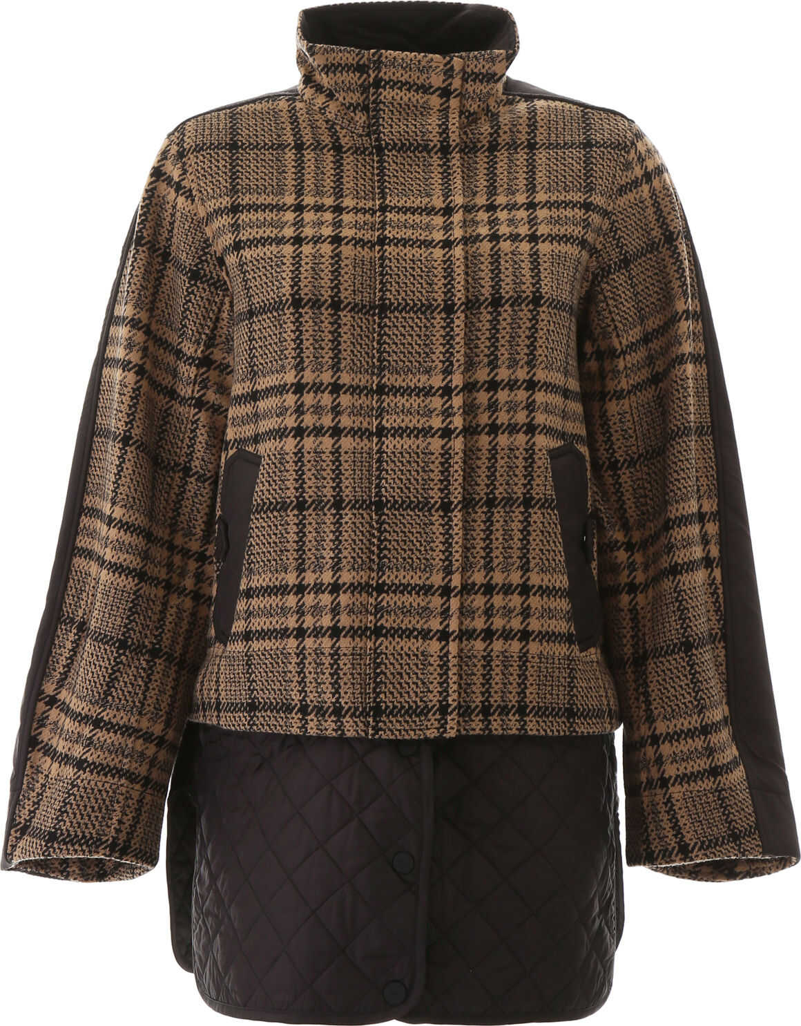 Tartan Wool Jacket thumbnail