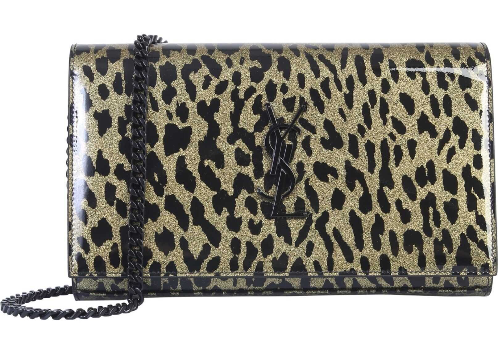 Saint Laurent Mini Kate Monogram Bag MULTICOLOUR