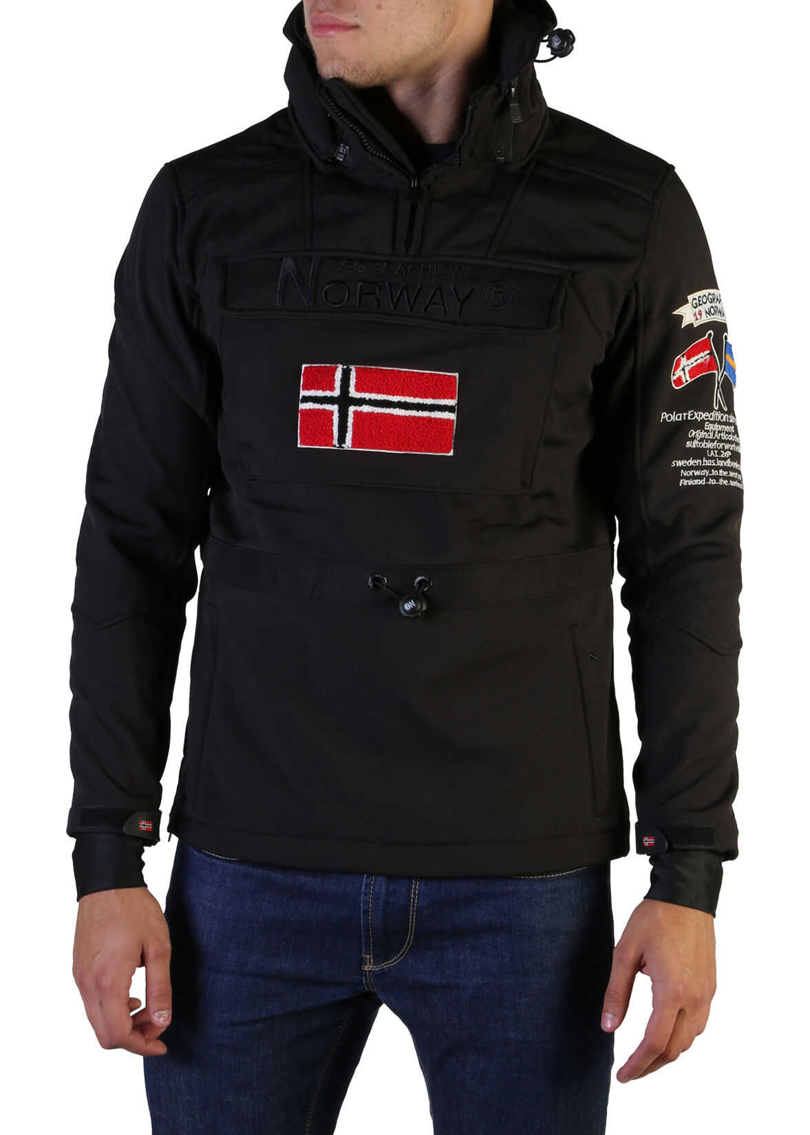 Geographical Norway Terreaux_Man BLACK
